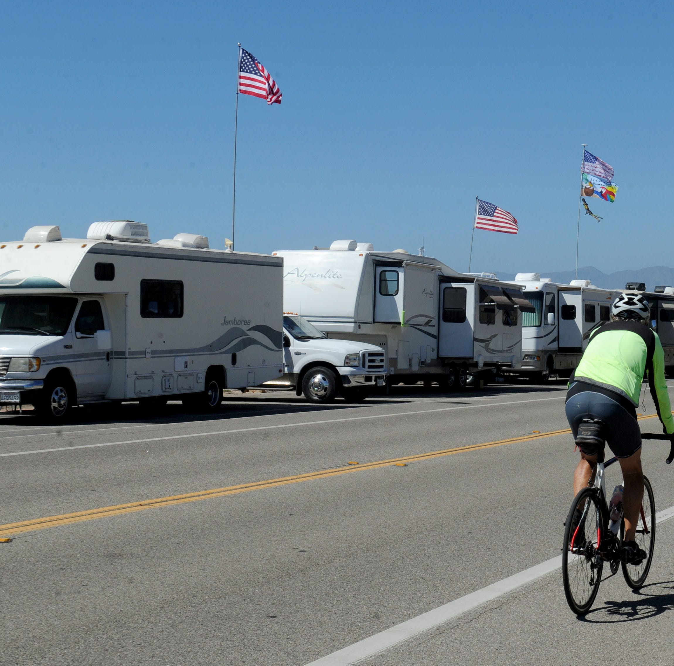 Editorial: End the monopoly on Rincon ocean campsites
