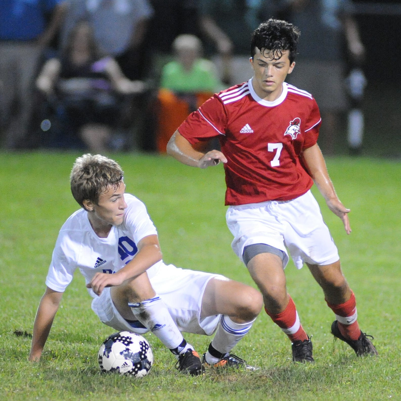 H.S. boys' soccer: Millville knocks off Vineland in first meeting of season