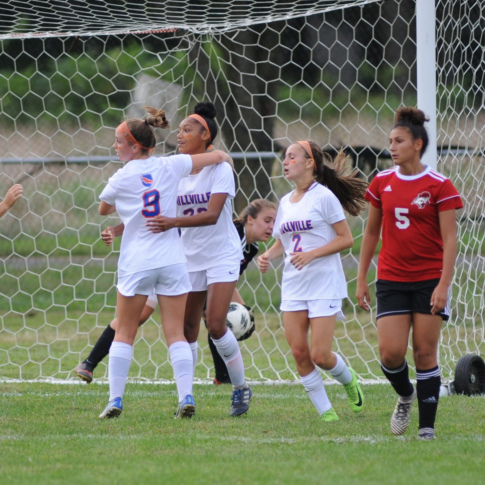 H.S. girls' soccer: Kelsey Andres helps lead Millville to more success