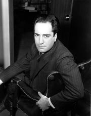 William Saroyan is seen in a photo from May 2, 1941.