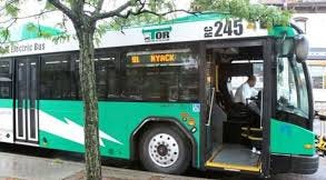 Rockland approves $60.7M Transdev Services pact to run county bus service for five years