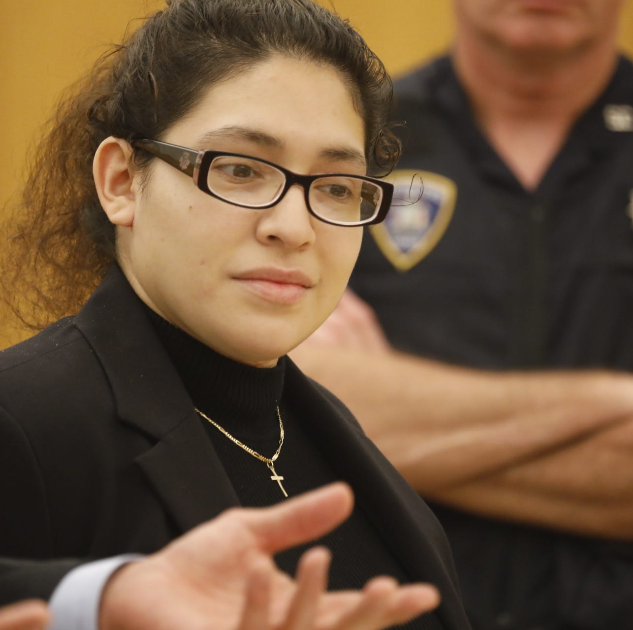 Cynthia Arce pleads not guilty in Mamaroneck death of her daughter Gabriella Boyd