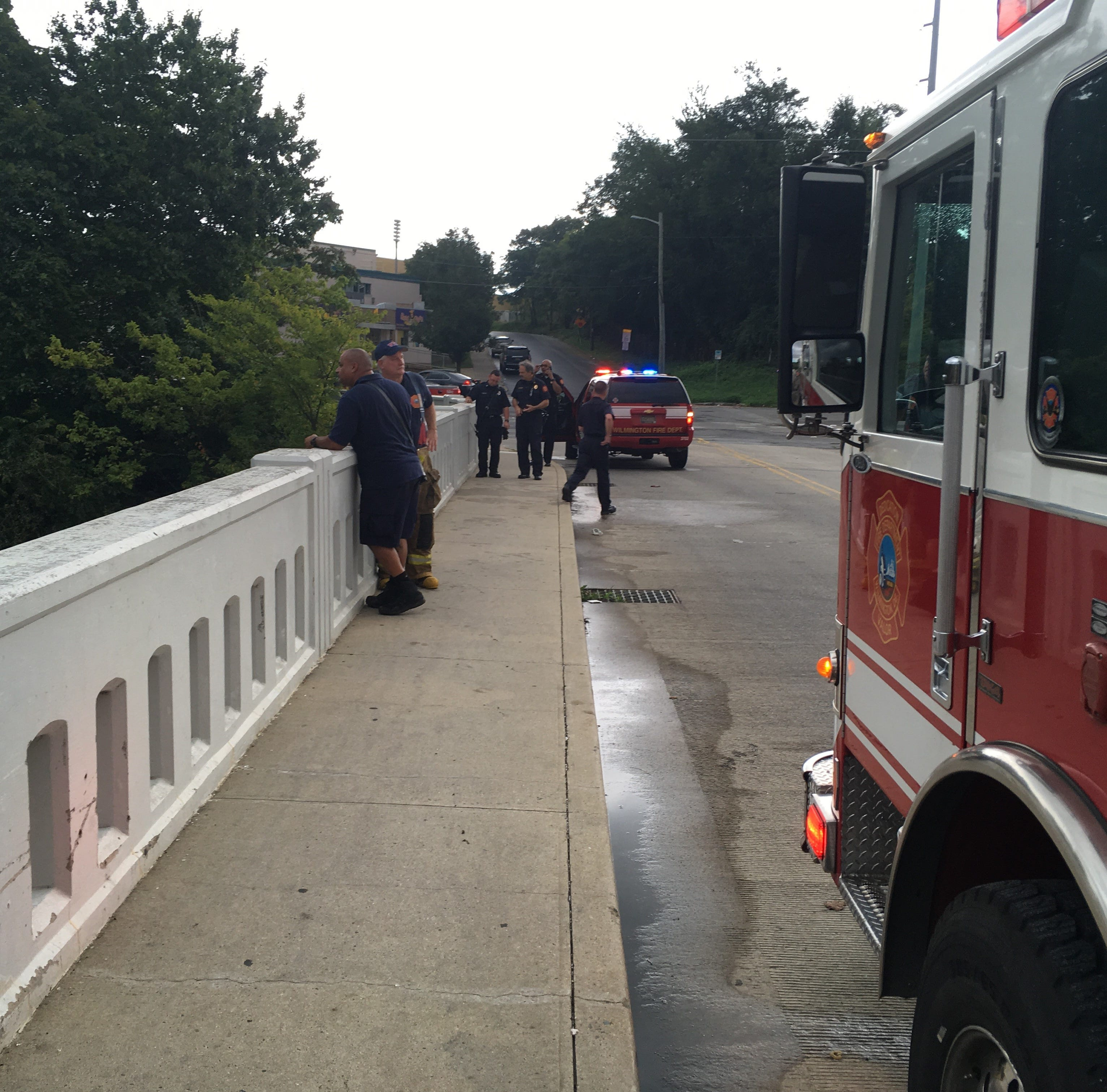 Kayaker drowns in Brandywine in Wilmington