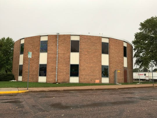 Incourage owns the former Daily Tribune building.