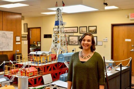 New museum director hits ground running