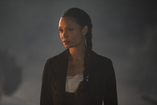 "Thandie Newton won an Emmy for her work in HBO's ""Westworld."""
