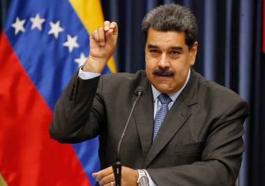 Ap Aptopix Venezuela Maduro China I Ven