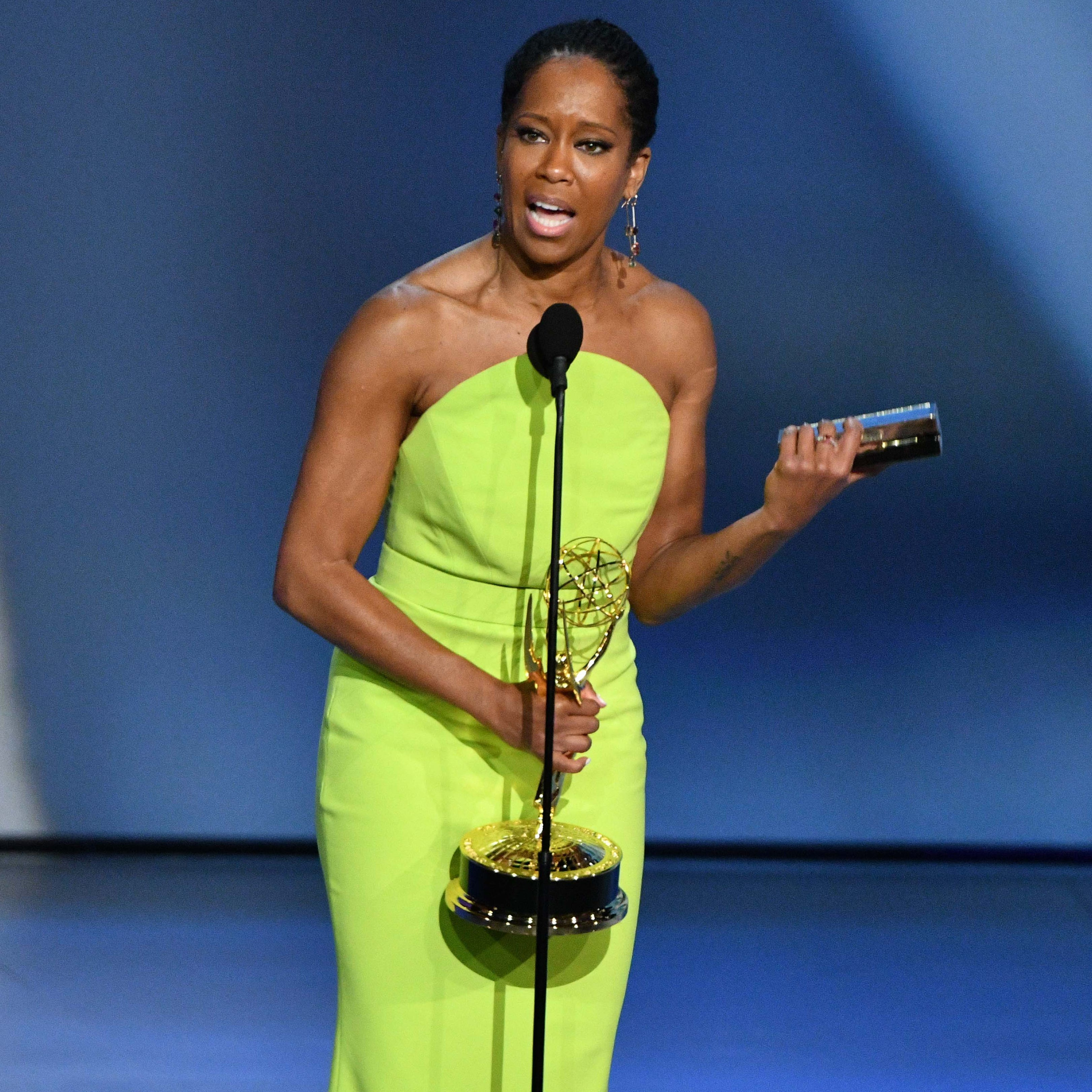 Cincinnati native Regina King wins Emmy for Netflix's 'Seven Seconds'
