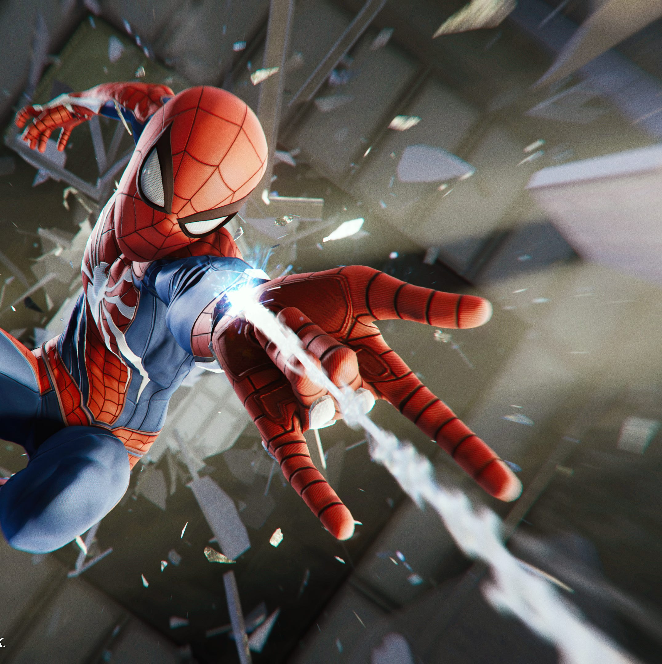 Marvel's 'Spider-Man' for PlayStation 4 swings to a record-breaking opening