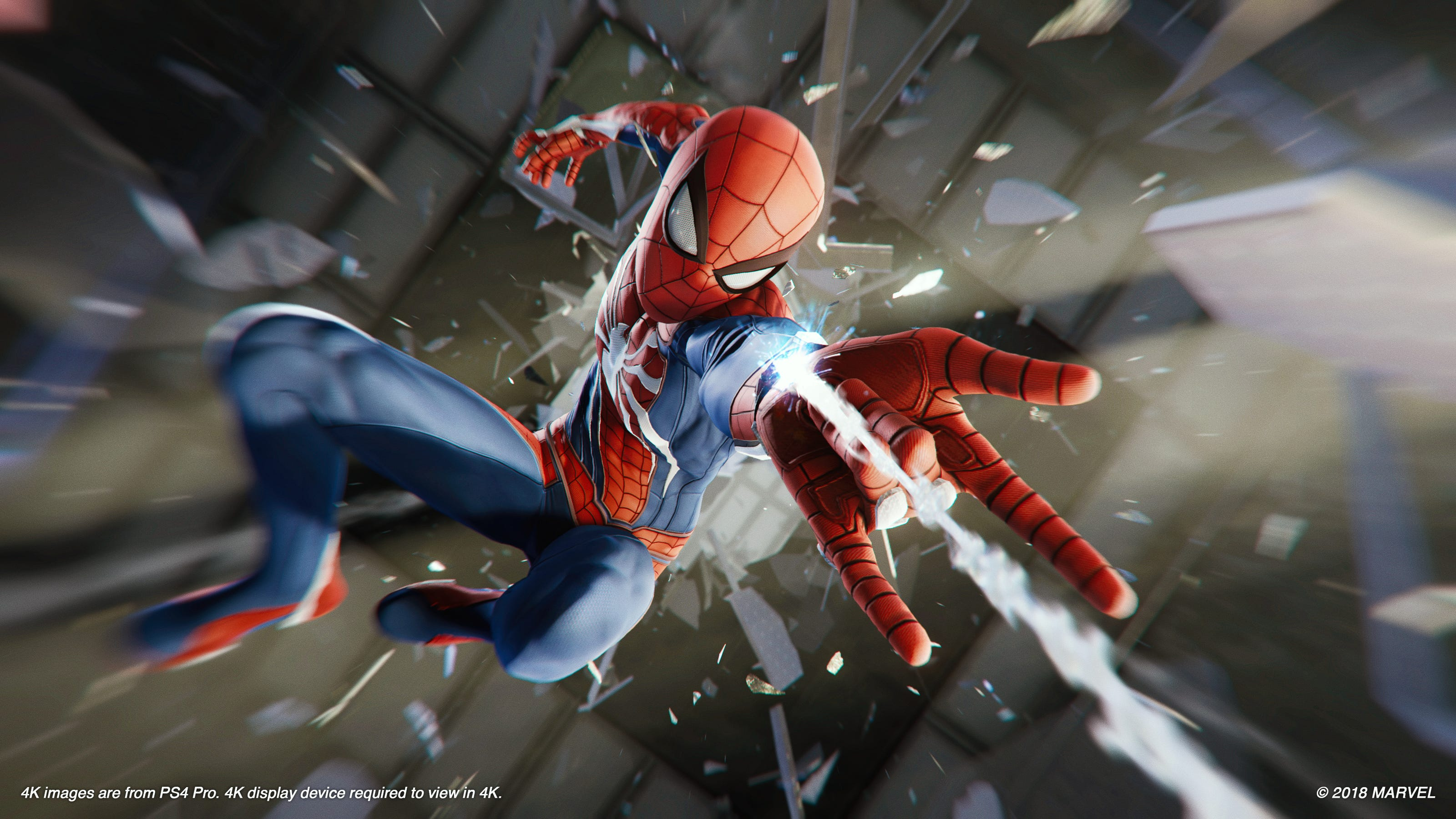 Marvel's 'Spider-Man' PS4 sells record 3.3 million copies in opening