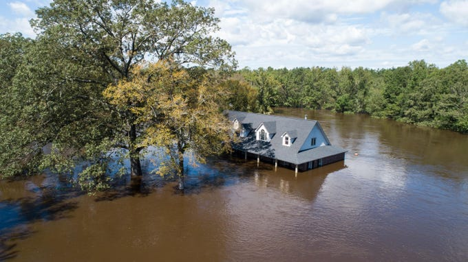 East Fayetteville Auto >> Florence unleashes havoc on Carolinas