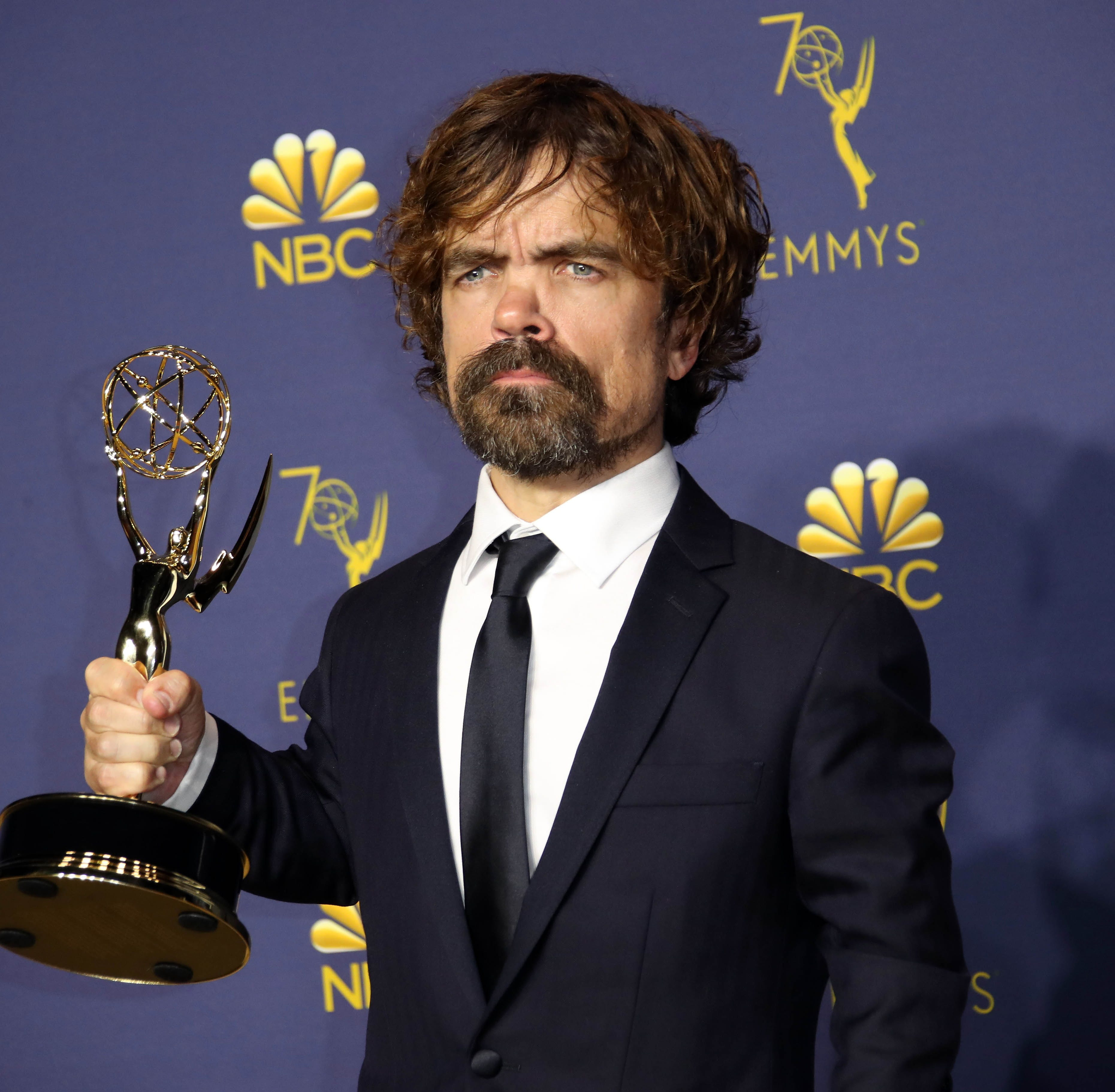 Morris County's Peter Dinklage wins Emmy for 'Game of Thrones'