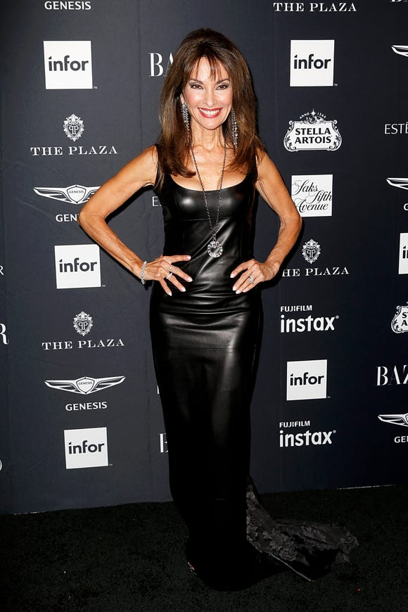 Susan Lucci looks flawless in unretouched swimsuit pictures