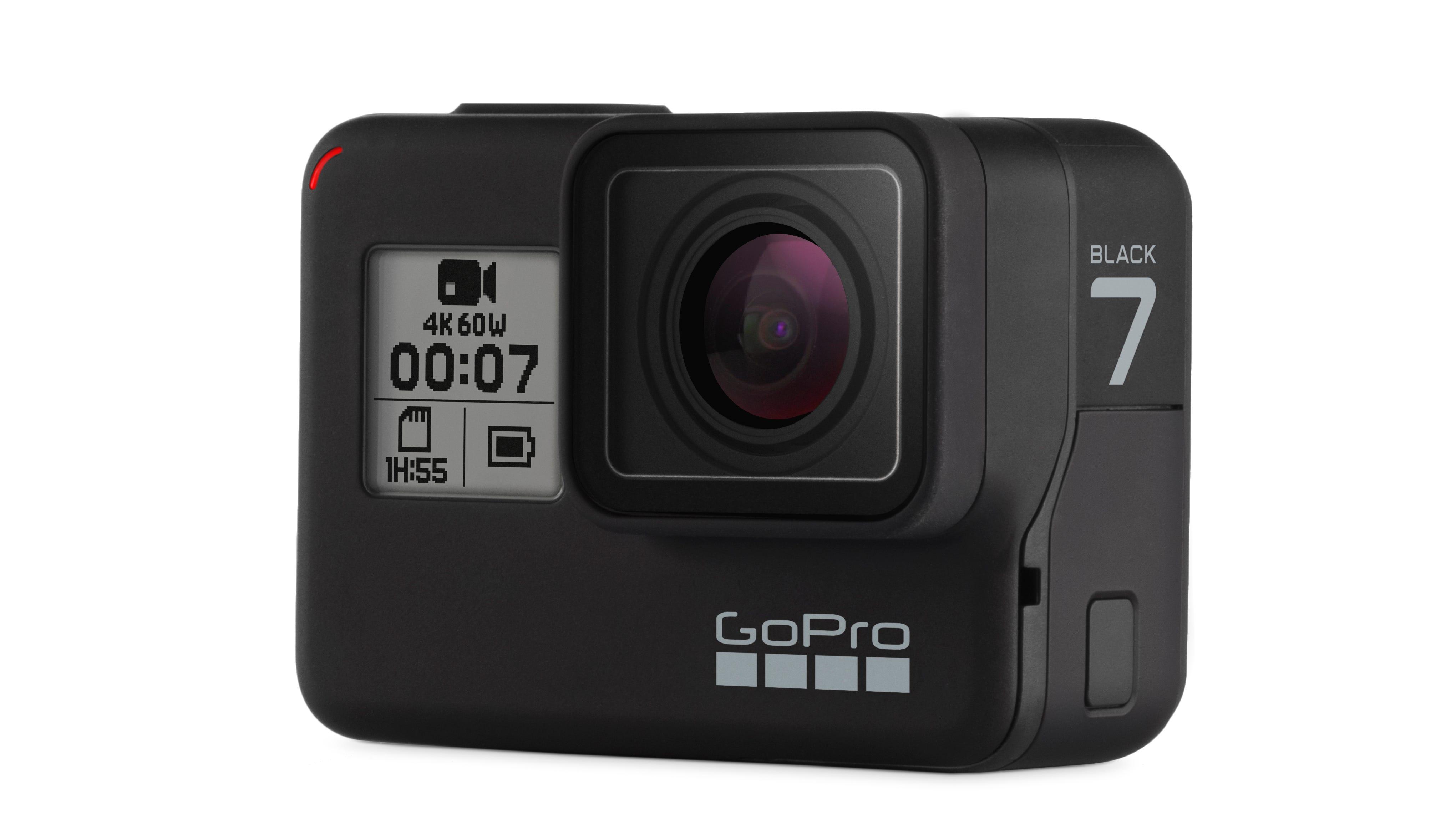 New GoPro Hero 7 camera