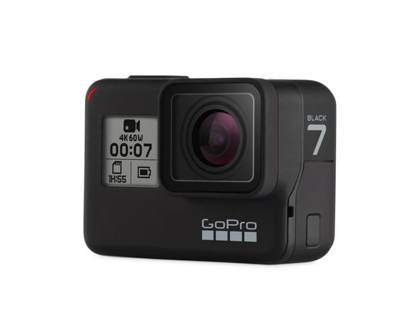 New GoPro Hero 7 camera