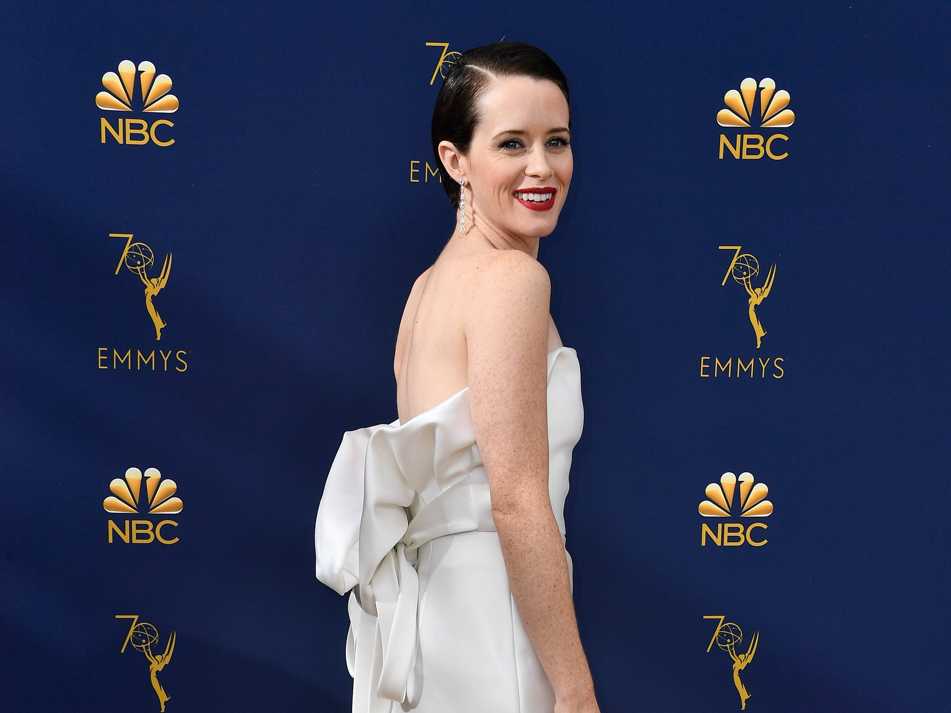 Emmys 2018: Worst-dressed list, from questionable patterns to odd shapes