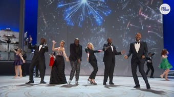 The 70th Primetime Emmy Awards featured a wide range of skits, songs and speeches. Some of them stole the show and others may have missed the mark.