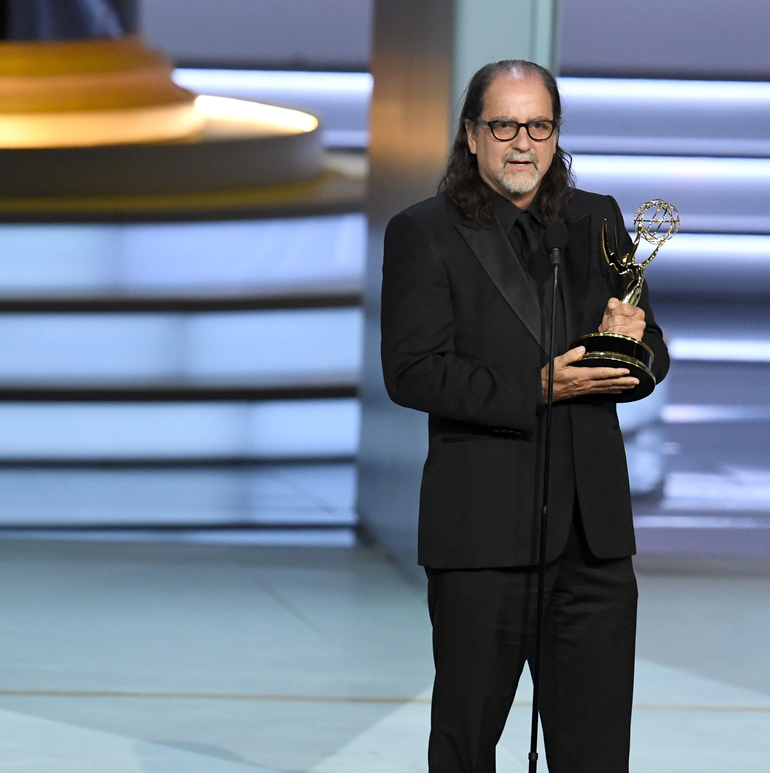 Emmys marriage proposal: Twitter reacts to Glenn Weiss popping the question