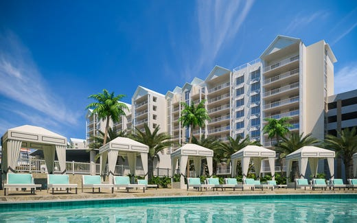 Sunseeker Resort Allegiant Air Building New High End