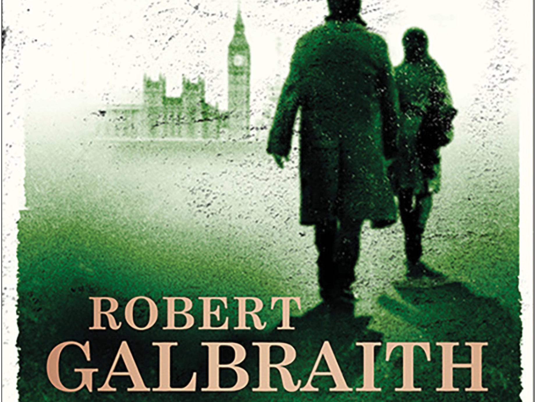 Weekend picks for book lovers, including the new Robert Galbraith (aka J.K. Rowling)