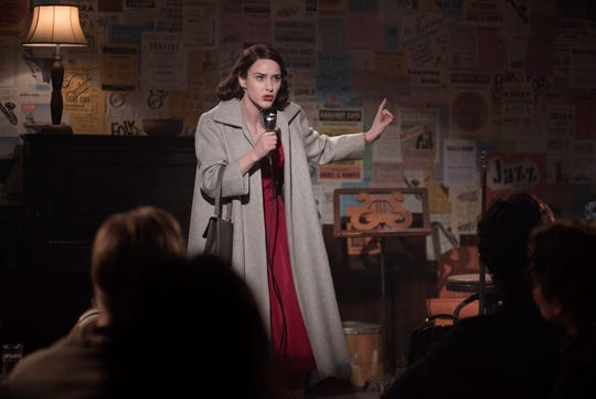"""Rachel Brosnahan won an Emmy for her role in Amazon's """"The Marvelous Mrs. Maisel."""""""