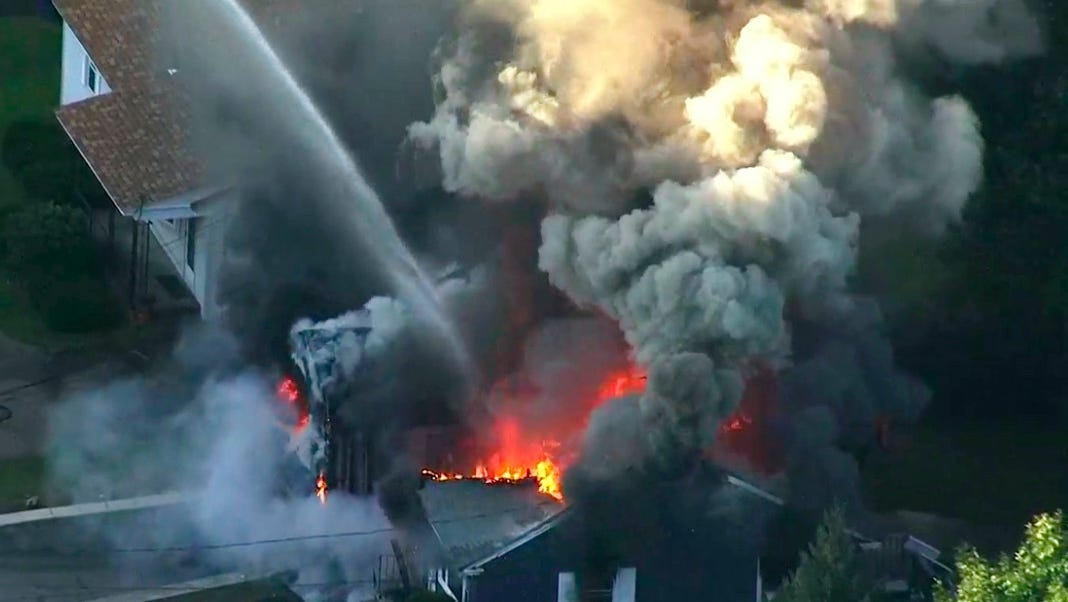 Senators: Natural gas pressure was 12 times normal level before Massachusetts explosions
