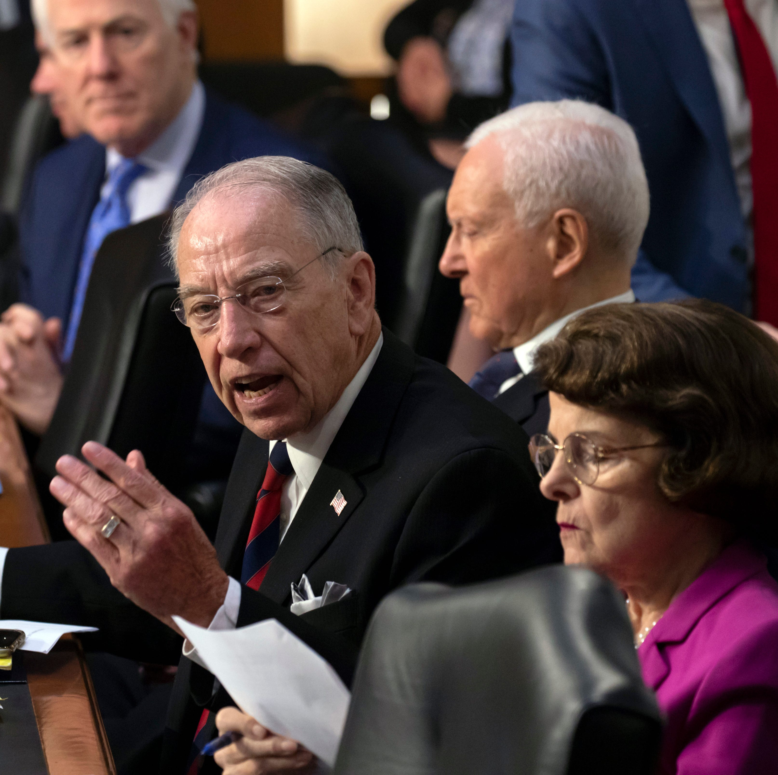Expect Kavanaugh hearing to be inconclusive, circus-like