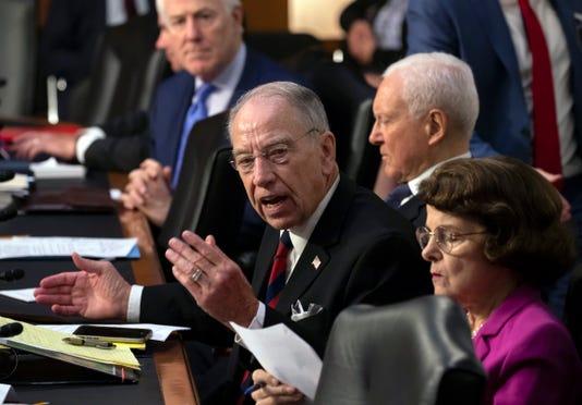 Ap Senate Supreme Court A Usa Dc