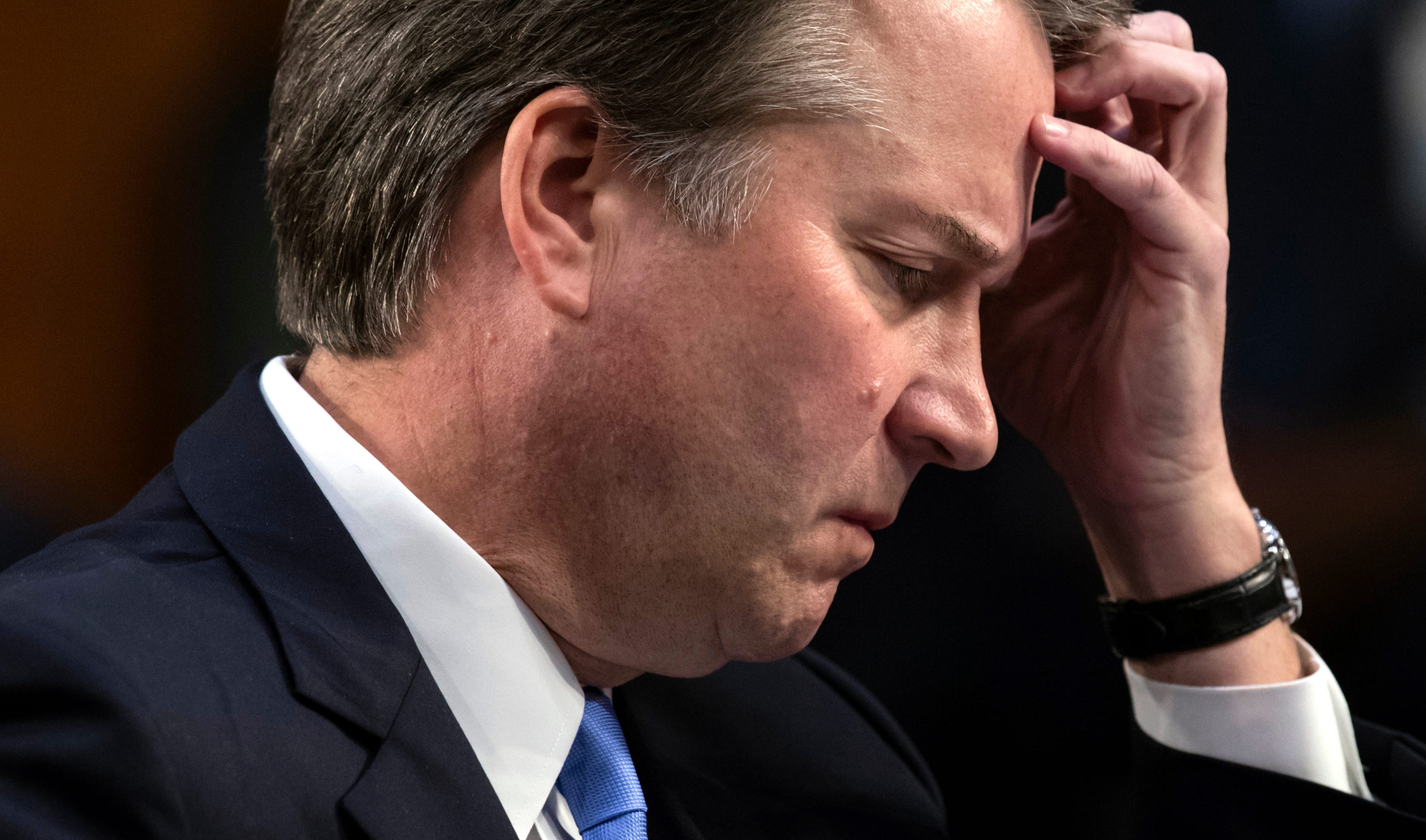 Ap Kavanaugh Washington Scrambles A File Usa Dc