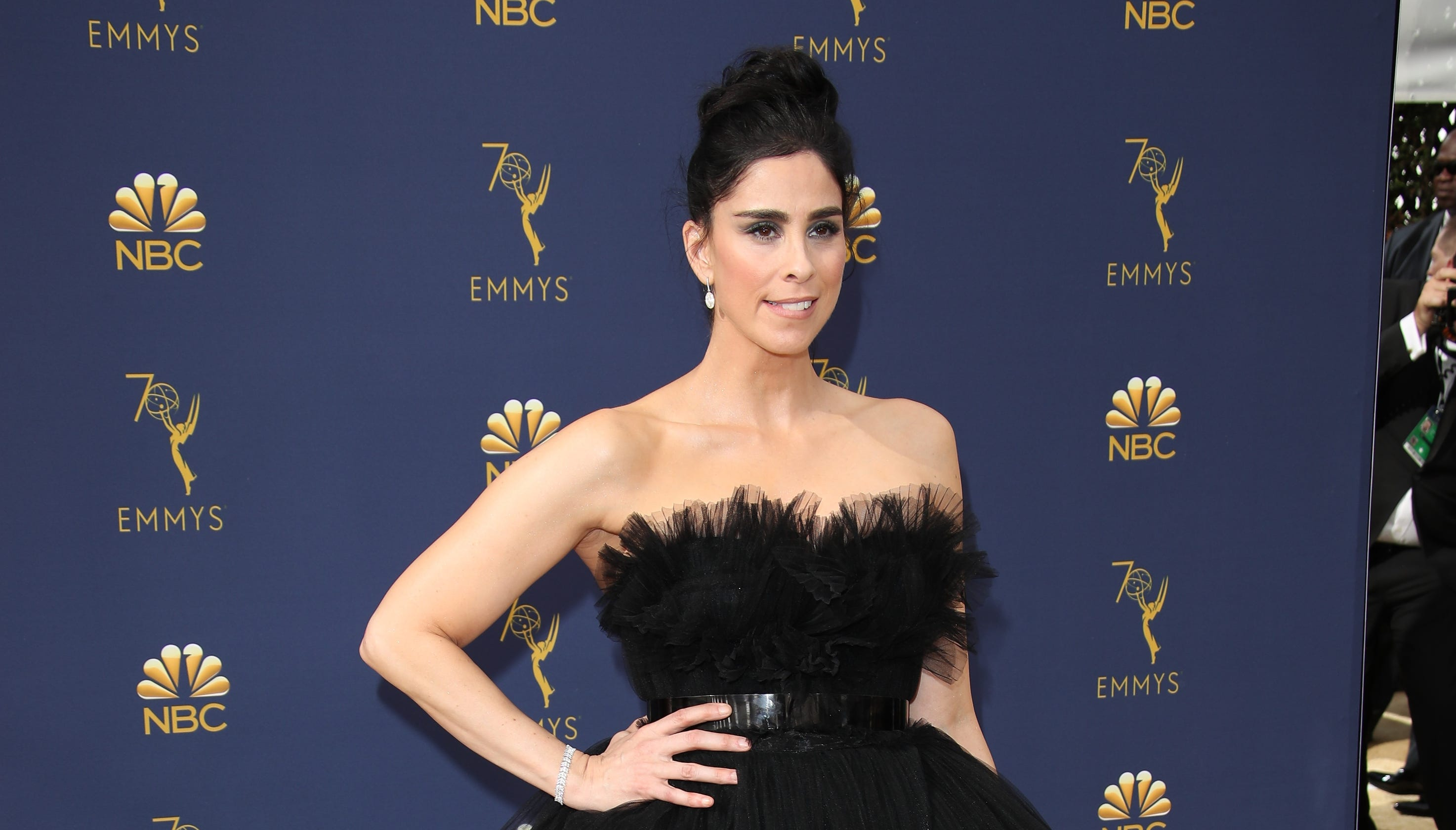 Sarah Silverman reveals she was recently fired from a movie over her 2007 blackface character