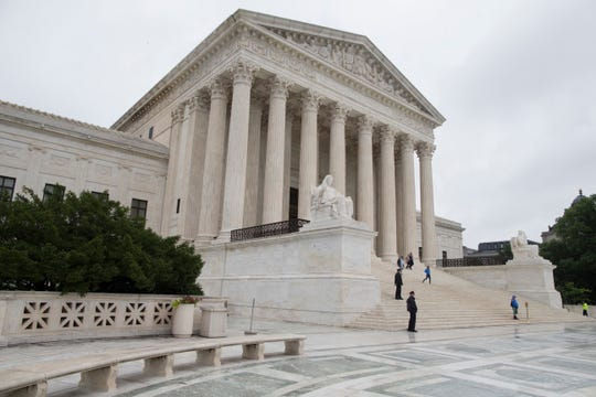 The Supreme Court awaits a ninth justice.