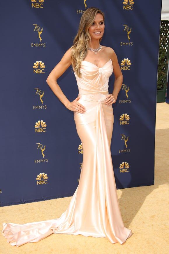 313d39250eaf4 Emmys 2018 best dressed list: Stars serve stylish sophistication