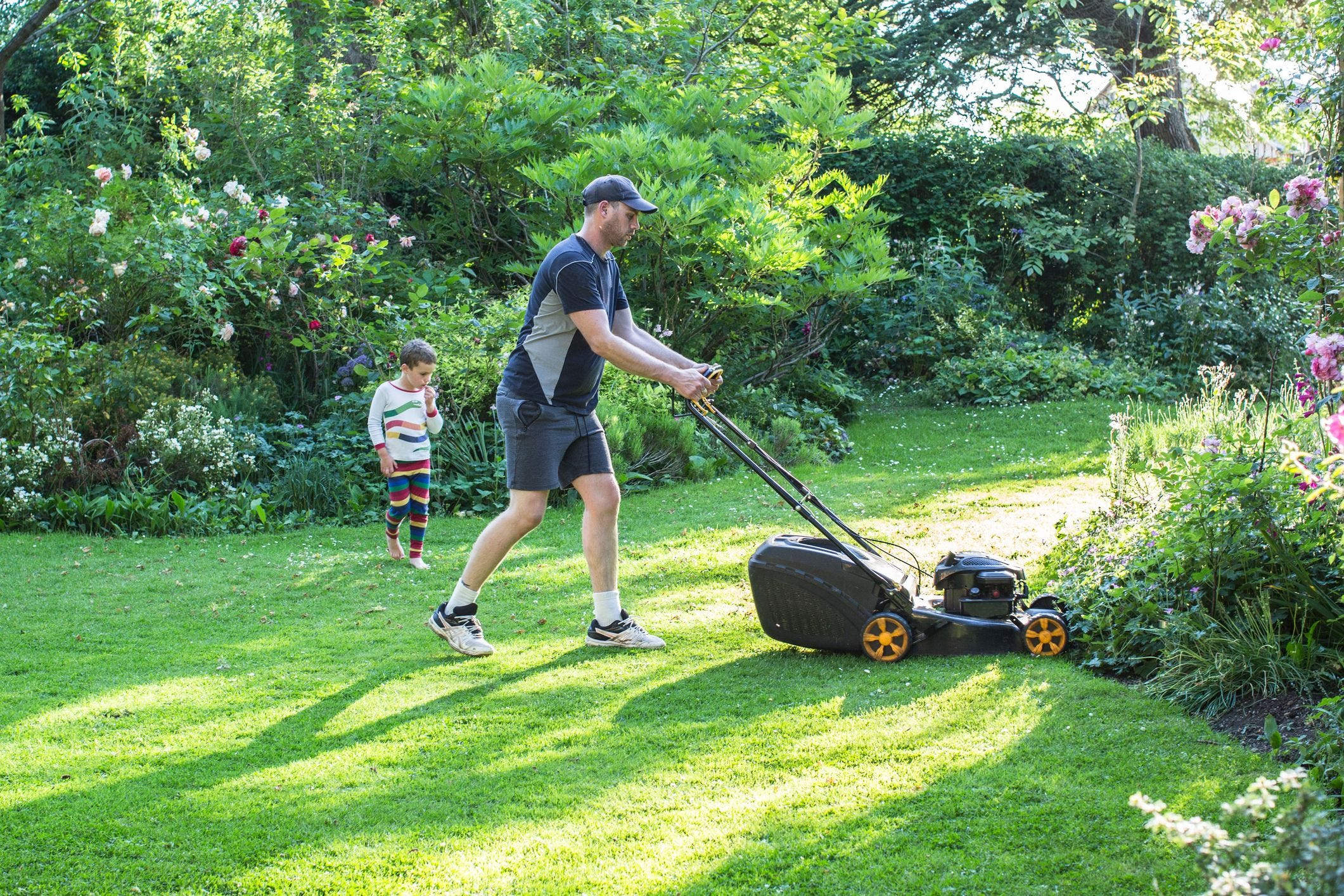 usatoday.com - Sonja Haller, USA TODAY - Meet the 'lawnmower parent,' the new helicopter parents of 2018