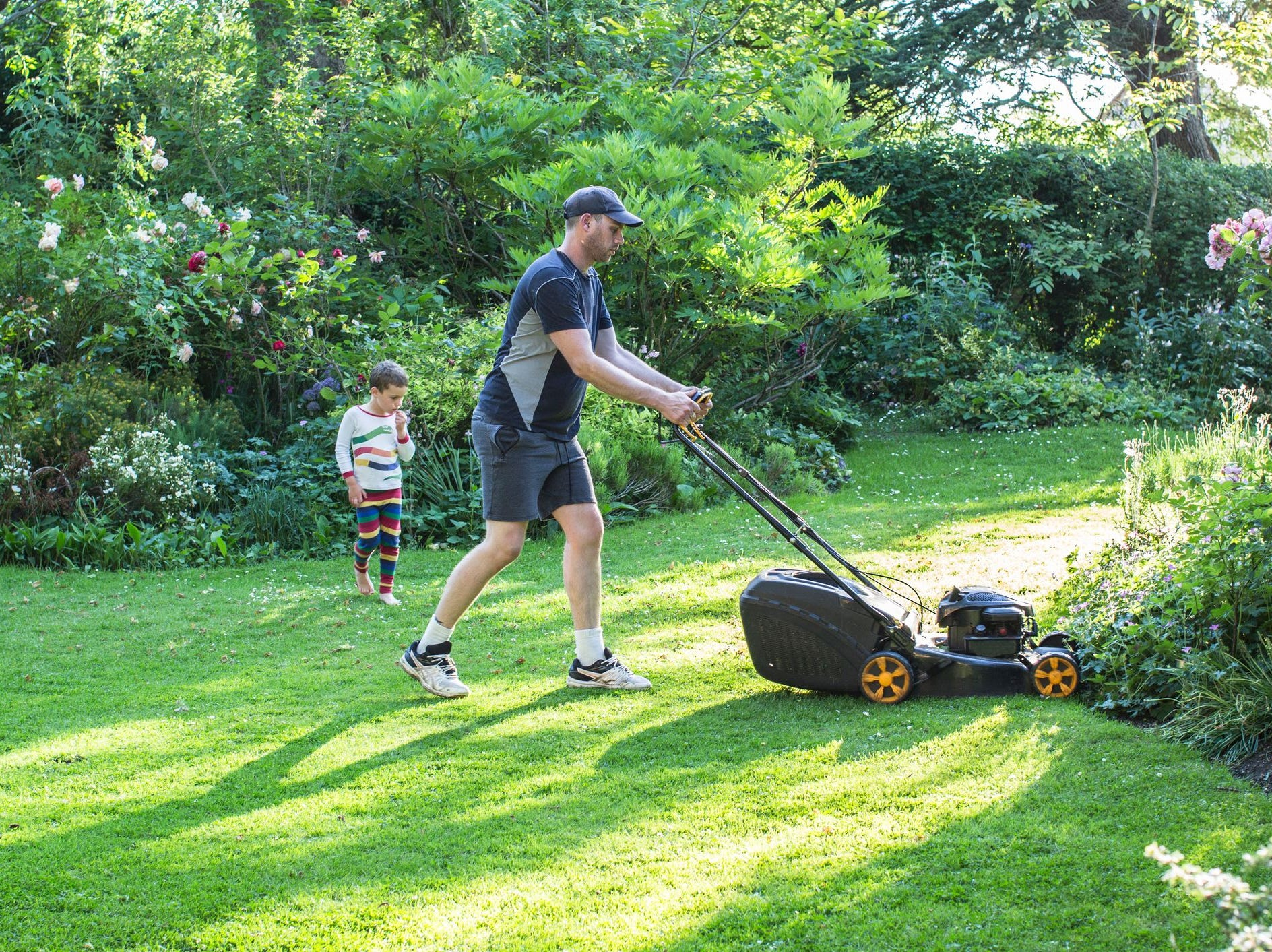 Meet the 'lawnmower parent,' the new helicopter parents of 2018