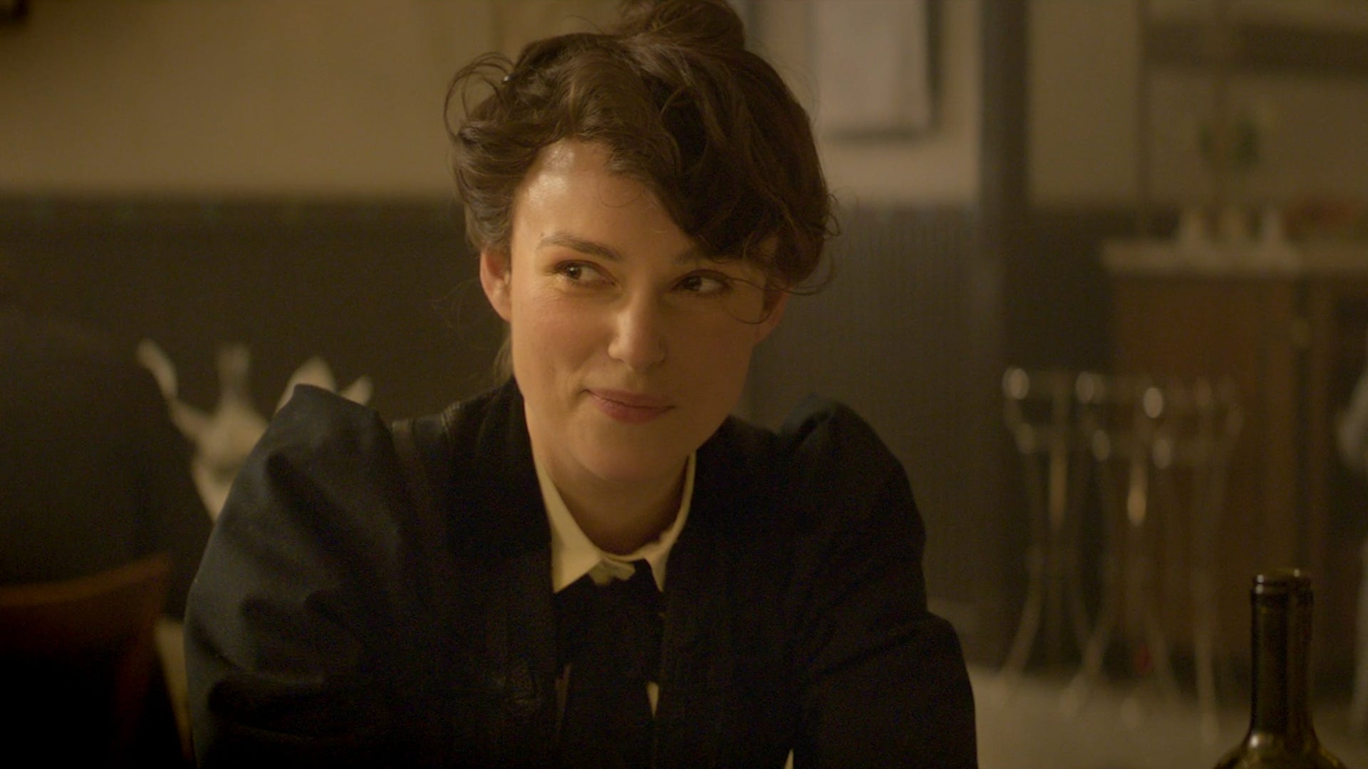 f45d45d813 Keira Knightley plays ghostwriter who finds her voice in  Colette  trailer