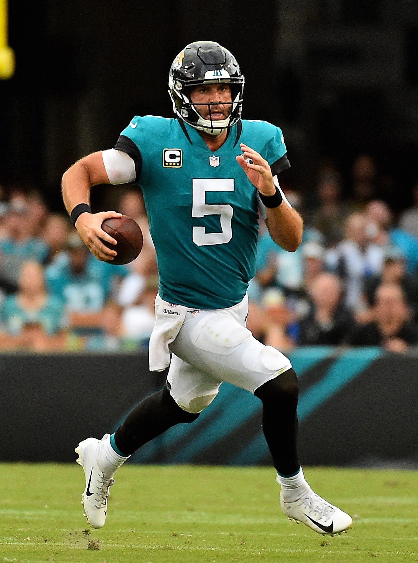 NFL QB Hot Sheet: Time to believe in Blake Bortles?