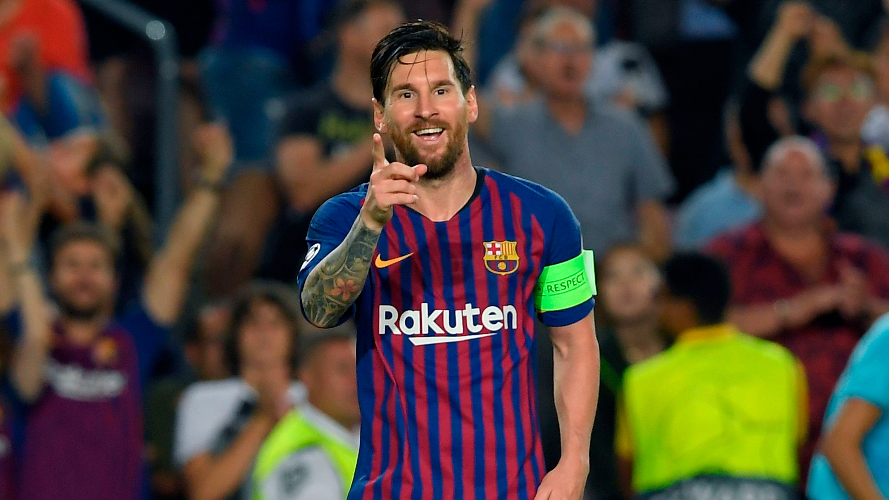 1bfaa3fda05 FC Barcelona enjoys another Champions League performance from Messi