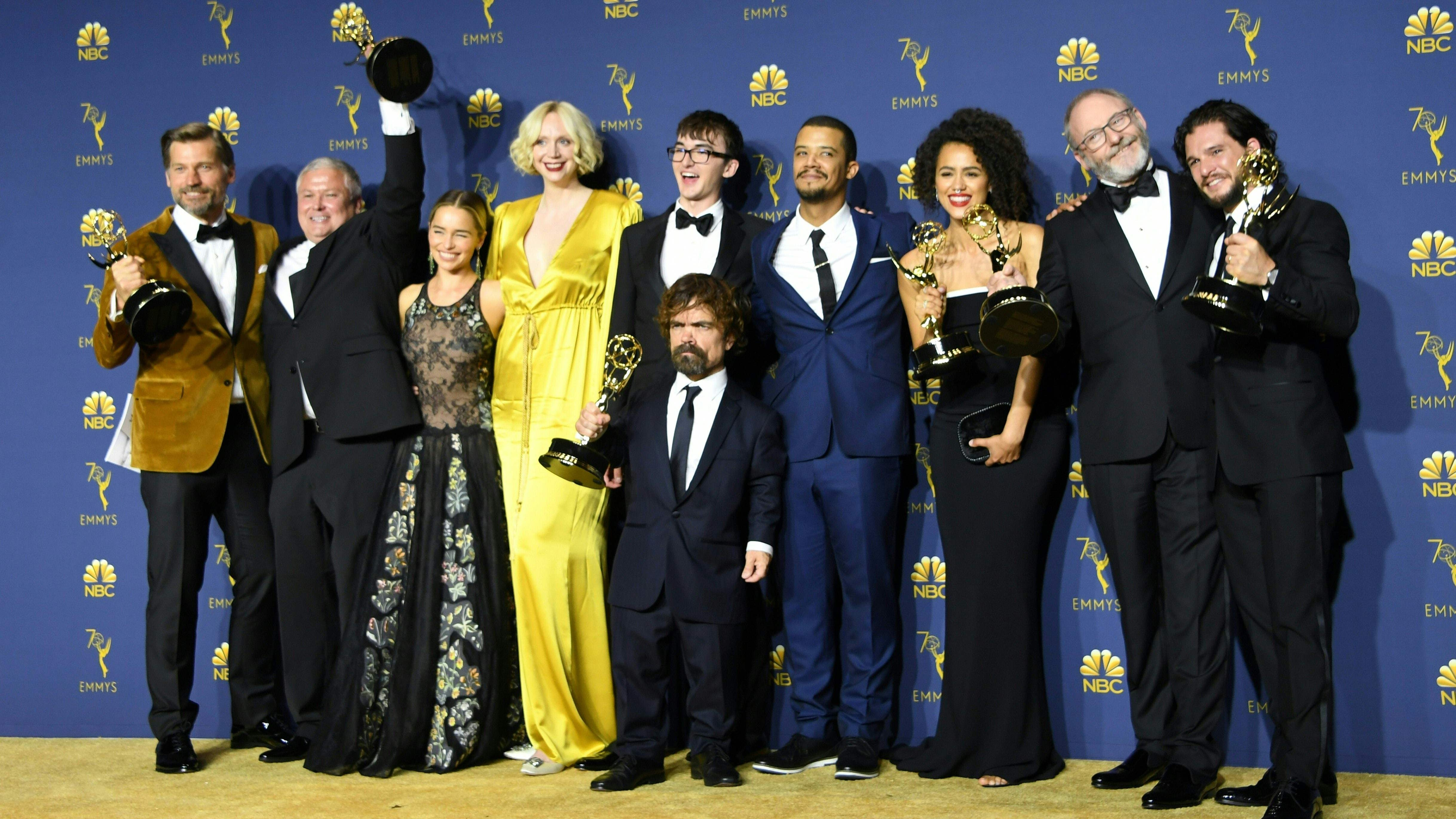 Emmys 2018: The sights, scenes and best quotes from backstage (and why Trump was ignored)