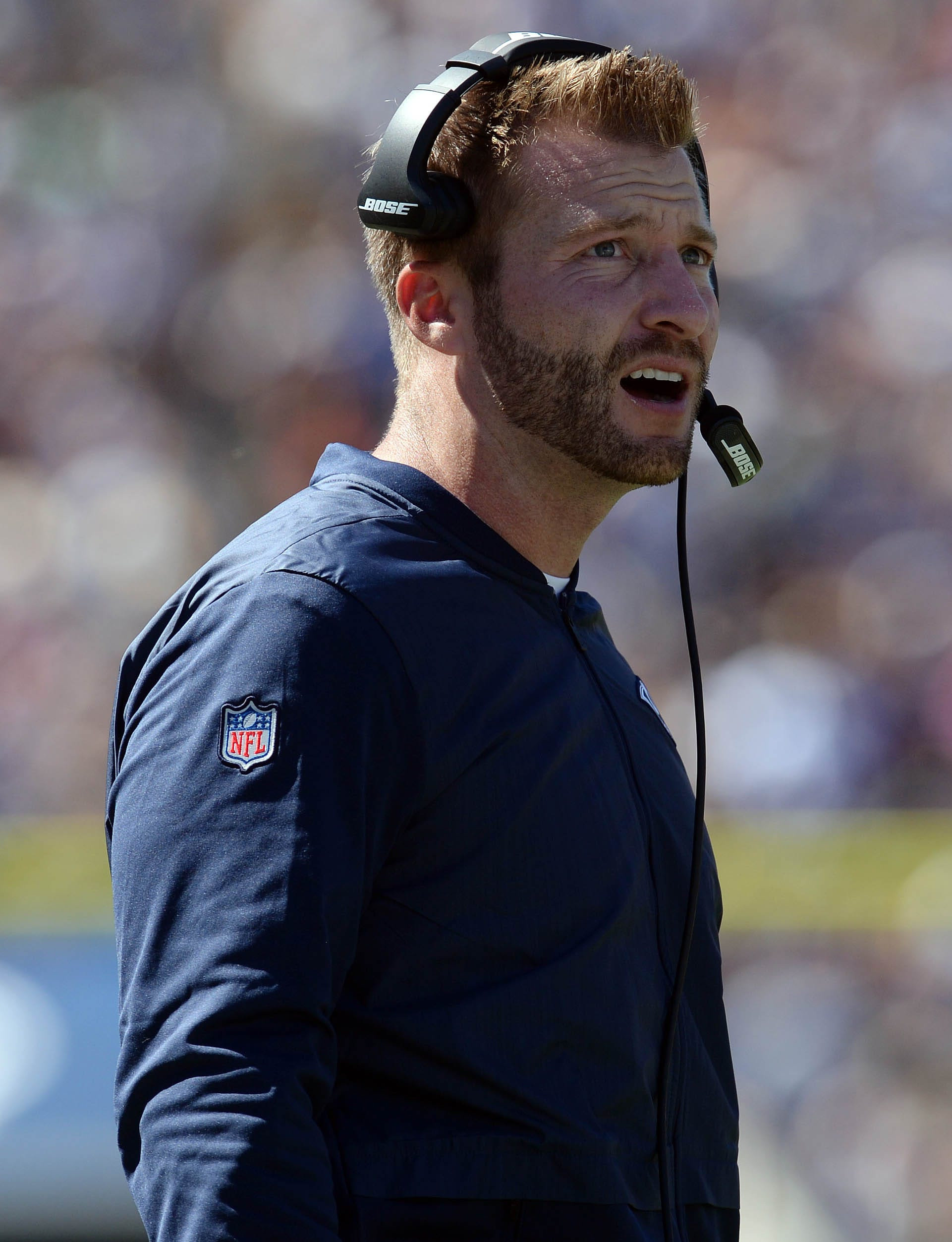 Sean McVay has the perfect role on the Rams for Kevin Durant
