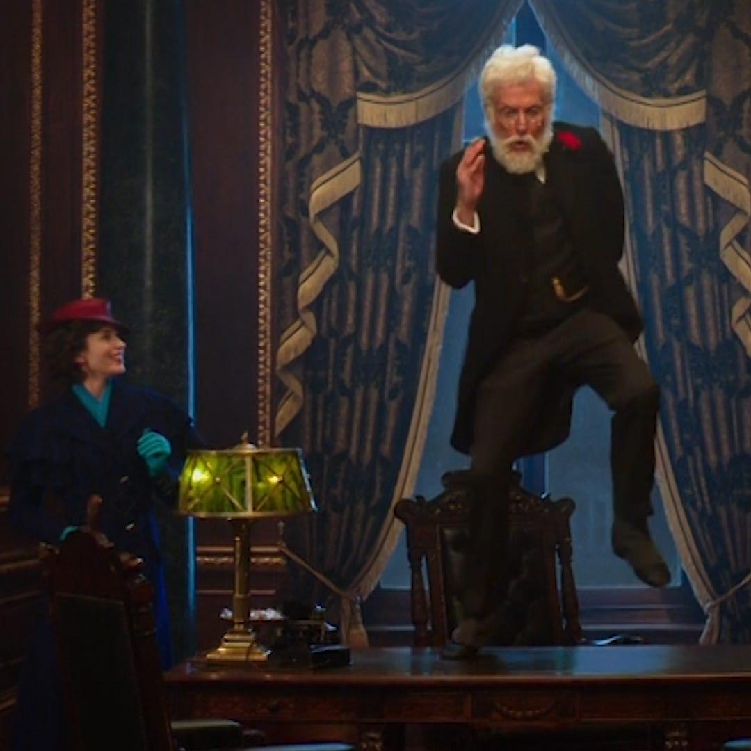 """Dick Van Dyke still has it in """"Mary Poppins Returns."""""""
