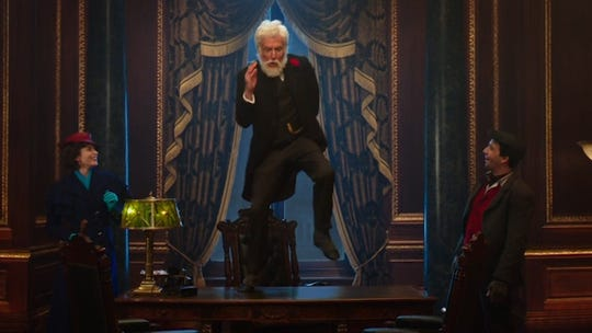 "Dick Van Dyke still has it in ""Mary Poppins Returns."""