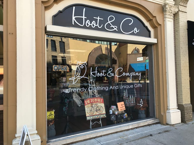 Hoot & Co. is a new women's clothing and gift store in downtown Appleton.