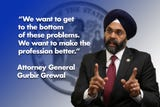 WATCH: Exclusive interview with NJ Attorney General Gurbir Grewal