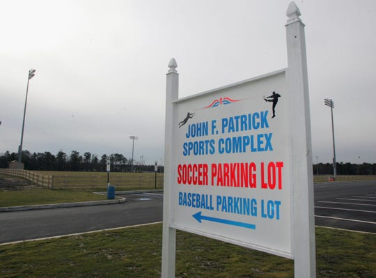 A Lakewood sports complex was named after John Patrick.