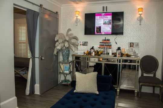 Salon CoCo Bond in Shrewsbury specializes in coloring, facials and other styling trends.
