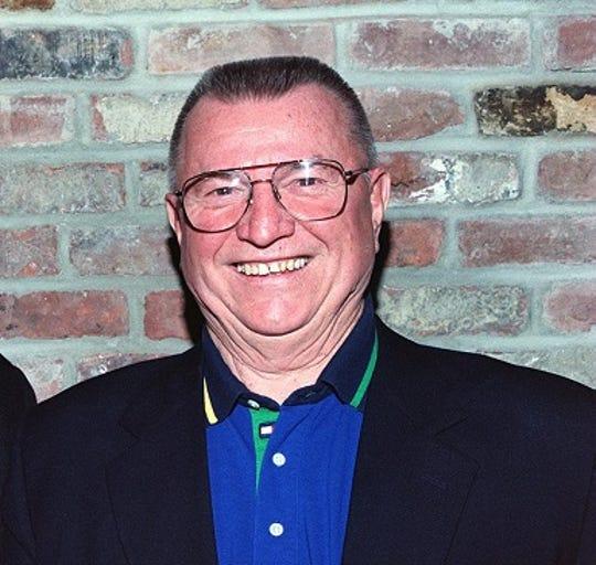 Walt Zuber in 1999.