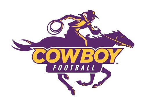 HSU football logo
