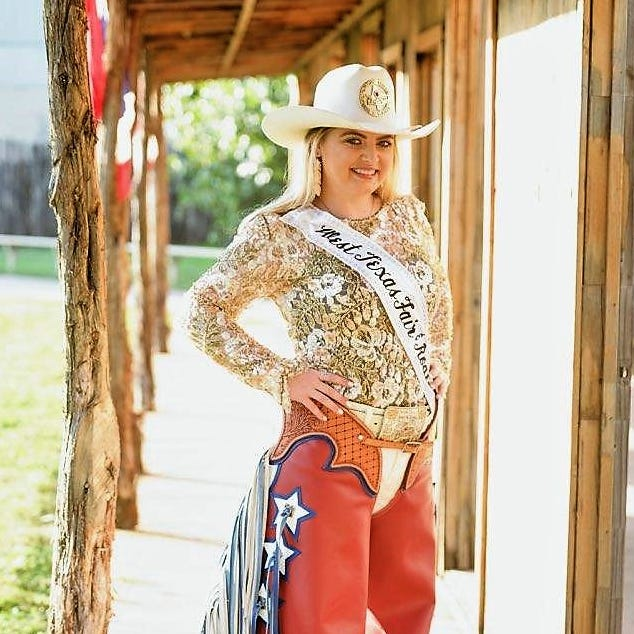 Lexi Hogan is the 2018-19 West Texas Fair & Rodeo queen.
