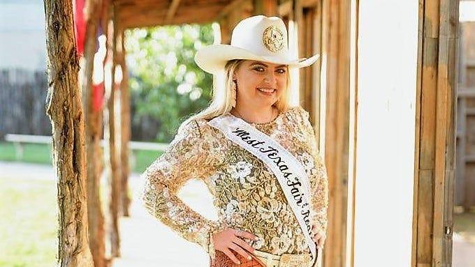 Lexi Hogan is the 2018-19 West Texas Fair & Rodeo queen.