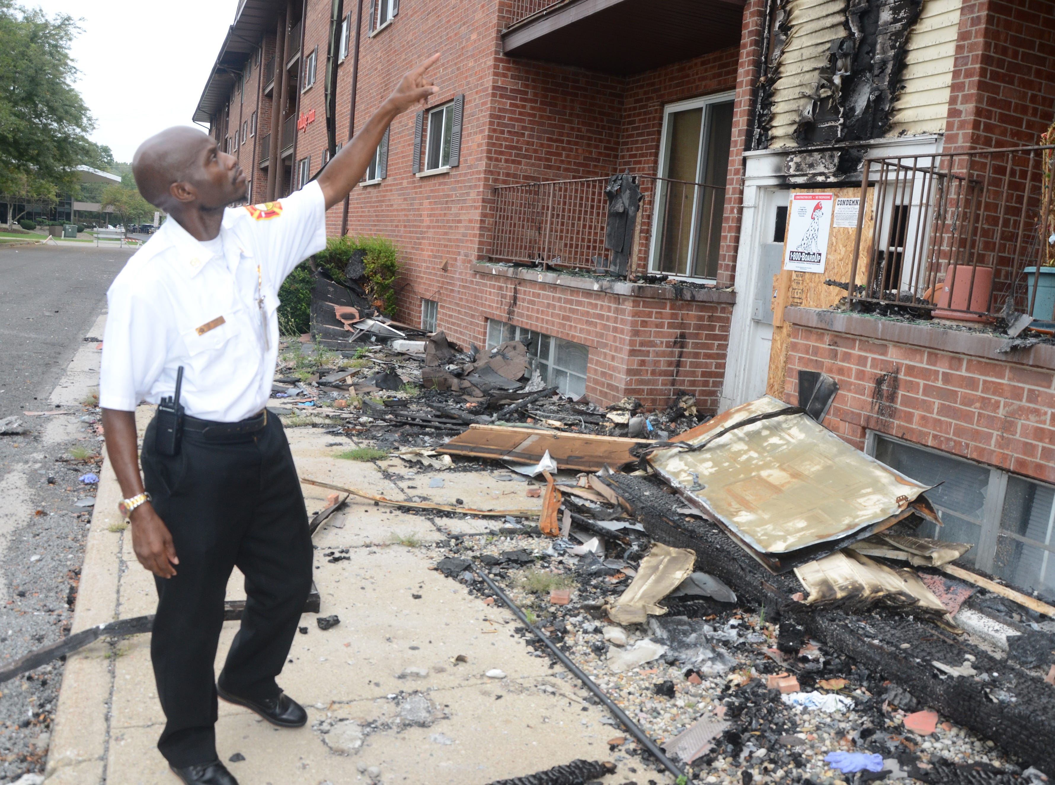 Charges considered in Village Inn apartment fire